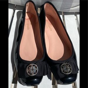KATE SPADE Fontana too ballet flats black 6